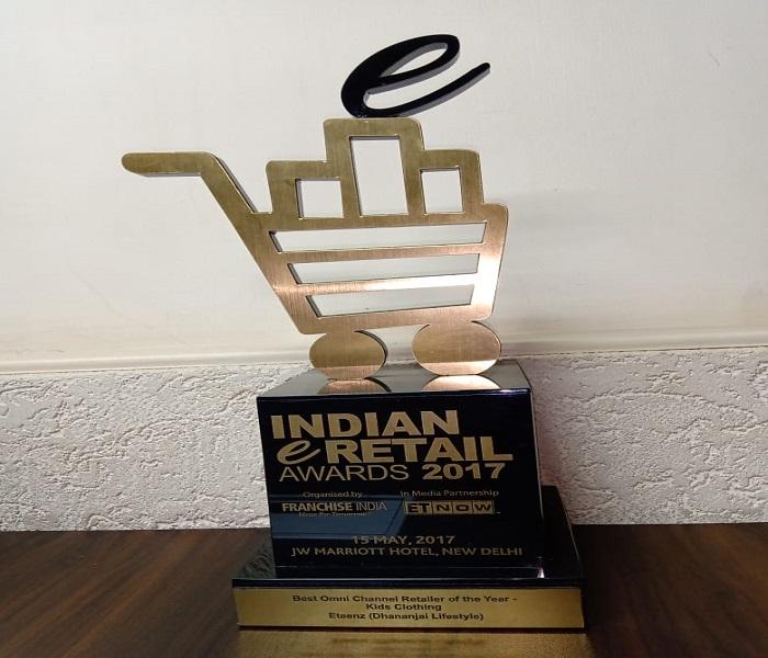 Indian eRetail Award 2017