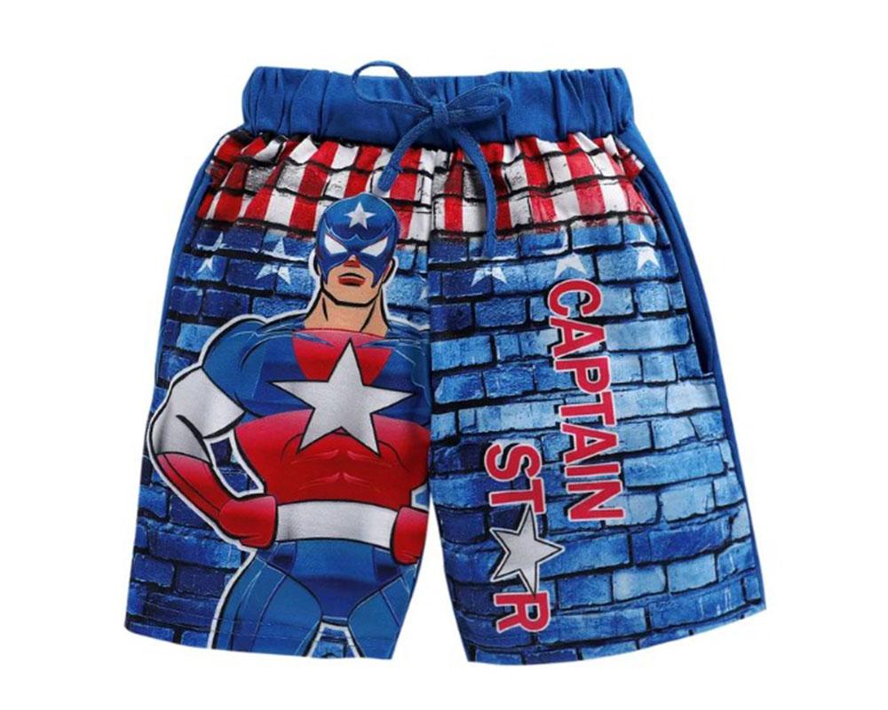 Boys Shorts: 224/-