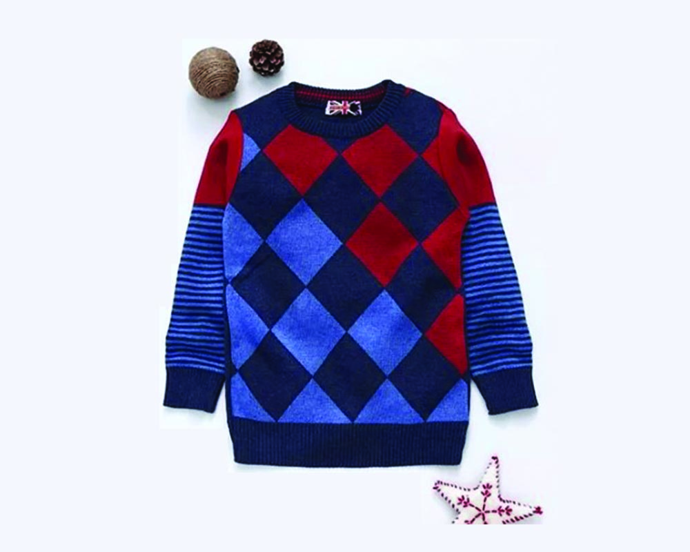 Boys Sweater : 549/-